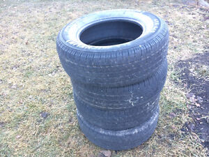 P275/65 R18 Michelin Tires, Set of 4