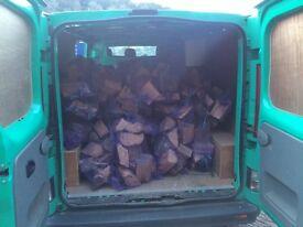 Hardwood logs seasoned logs (NOT KILN DRIED!!) special offers open 7 days!