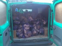 Hardwood logs seasoned logs BEST VALUE AROUND!! (special offers open 7 days!