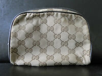 Gucci makeup bag, case