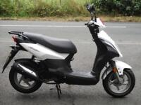 SYM SIMPLY 50, 2018/18, JUST 56 MILES, AS NW