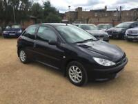 2004 Peugeot 206 1.4 HDi S 3dr (a/c)