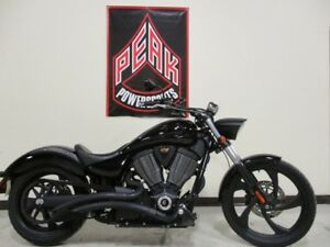 2012 Victory Motorcycles Vegas 8 Ball