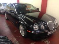 2007 Jaguar S-Type 2.7 D V6 SE 4dr