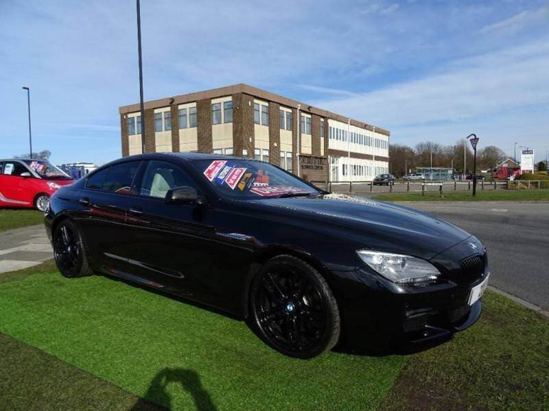2012 BMW 6 Series Gran Coupe 3.0 640d M Sport Gran Coupe 4dr   in ...