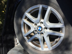 BMW TIRES RIMS FOR SALE