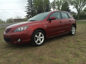 2006 MAZDA 3 ...REDUCED... LOW KM's