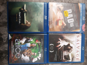 Blue Ray *All 4 for $5*