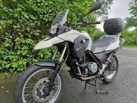 BMW G650 GS ABS, 2012/62, 4,732 MILES.