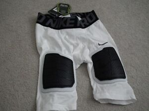 Nike Pro Combat Football Compression Gear With Padding Mens