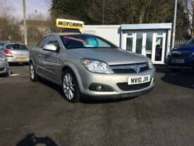 Vauxhall/Opel Astra 1.9CDTi 16v ( 150ps ) Coupe 2010MY Twin Top Design