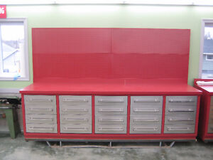 Tool Cabinet Work Bench - Brand New