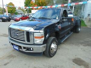 2009 Ford F-350 DRW XLT Crew 4x4 Off-Road
