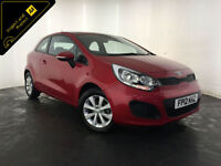 2012 KIA RIO 1 AIR ECODYNAMICS CRDI DIESEL SERVICE HISTORY FINANCE PX WELCOME