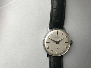 IMMACULATE VINTAGE BREITLING MEN'S WRIST WATCH