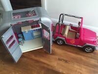 Our Generation RV Camper Van & Jeep