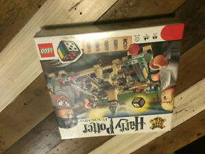 LEGO Games 3862: Harry Potter Hogwarts (Sealed)