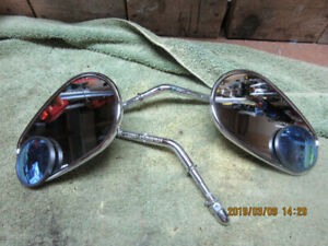 Harley Davidson Mirrors from 08 RK