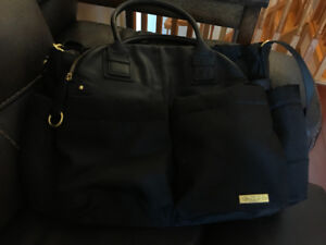 Skip hop diaper bag in perfect condition