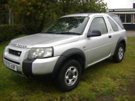 Land Rover Freelander 1.8 E MOT ADVISE DONE