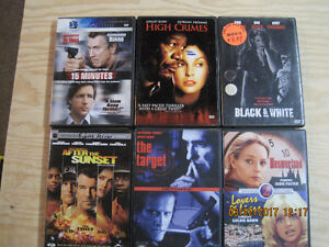 Various DVD's $2.00 each or 3 for $5.00