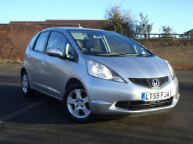 Honda Jazz 1.4 ES Alloys Aircon Cd Player Service History