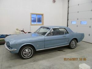 1966 Ford Mustang Completely Restored