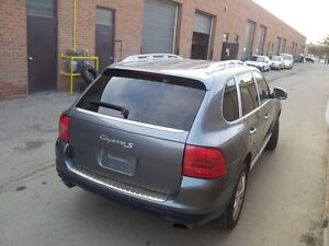 Cayenne Rear Bumper, Gate , Door ,Suspension + More Parts