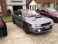 Subaru WRX 350BHP + Modified RB5 Grey (STI, RA, P1, Classic)