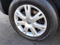 2008 Volkswagen Touareg 3.0 TDI V6 SE 5dr Diesel black Automatic