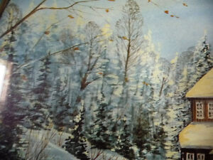 """Hand Signed and Numbered by Peter Robson """"Benmiller Inn"""" 1983 Stratford Kitchener Area image 10"""