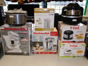 SMALL HOME APPLIANCES (NEW IN BOX)