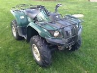 2007 yamaha kodiak for ride on lawn mower or tractor