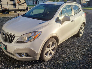 2013 Buick Encore AWD- Take it for a test drive!