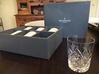 Waterford Crystal (Set of 6 Eve Tumbler Glasses)