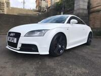 2011 Audi TT 2.0 TFSI Black Edition 3dr