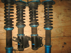 NISSAN SILVIA S14 240SX ADJUSTABLE COILOVERS JDM S15 SHOCKS SR20