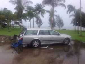 2005 Ford Falcon Wagon Cairns Cairns City Preview