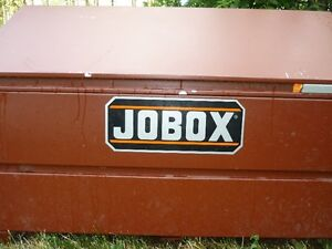 JOBOX with power bar.