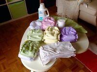 Kit de couches lavables complet