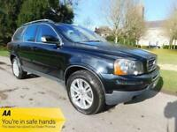 2010 Volvo XC90 D5 SE PREMIUM AWD 1 FORMER OWNER RECENTLY SERVICED Auto Estate D