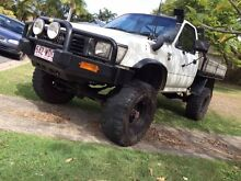1997 Toyota Hilux Ute Parkwood Gold Coast City Preview