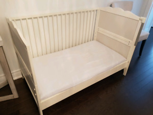 Ikea Crib That Converts To Toddler Bed