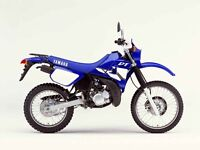 Wanted yamaha dtr 125 or ktm exc 125