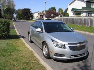 2011 Chevrolet Cruze LT Berline