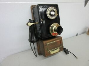 1920's Era, Antique Western Electric Telephone