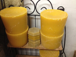 Pure Organic Canadian Beeswax -Treatment free - food grade London Ontario image 6