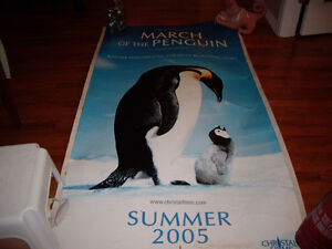 POSTER ---MARCH OF THE PENGUINS