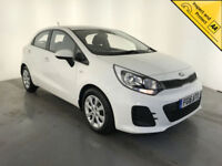 2016 KIA RIO 1 AIR 5 DOOR HATCHBACK SERVICE HISTORY FINANCE PX WELCOME