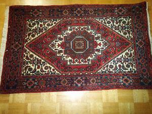 Tapis PERSE original 100% laine/Persian original 100% wool carpe